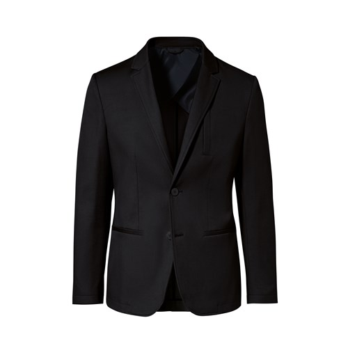 Hooded Hybrid Blazer