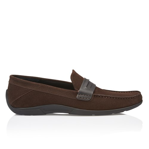 Driver Velours Moccasin