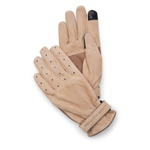 Goat Suede Perforated Gloves