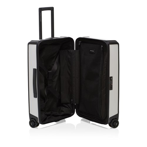 Roadster Hardcase White Edition M Trolley