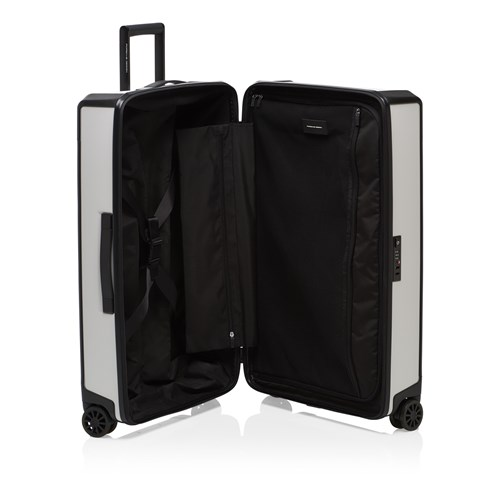 Roadster Hardcase White Edition L Trolley