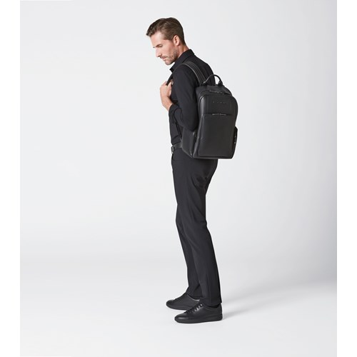 Roadster Leather Backpack S