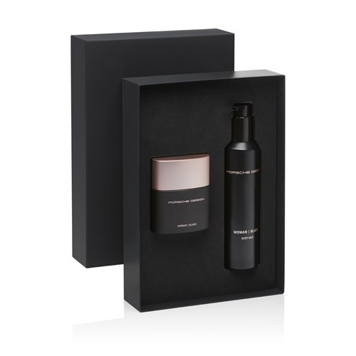 Porsche Design Woman | Black EDP & Body Milk Gift Set