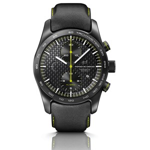 Chronotimer Series 1 Flyback Racing Yellow