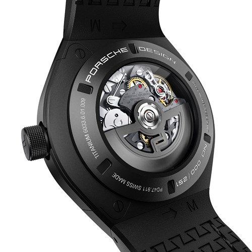 Monobloc Actuator Chronotimer Flyback Limited Edition