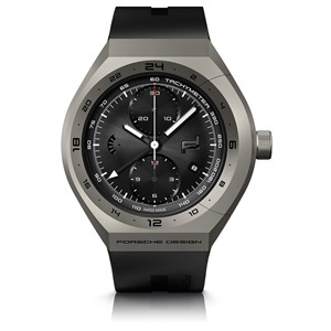 Monobloc Actuator GMT-Chronotimer Watch